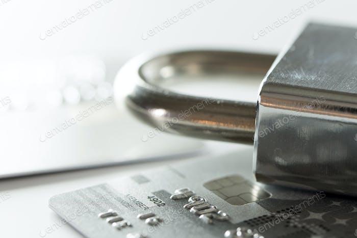 Kreditkarten-Sicherheit