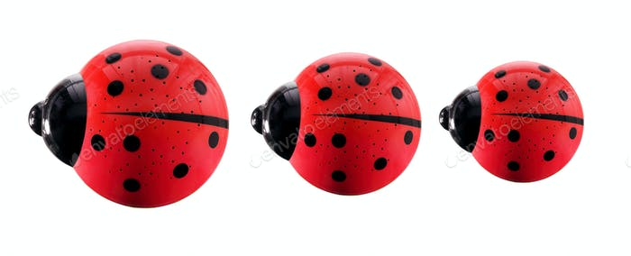 Ladybird Figurines