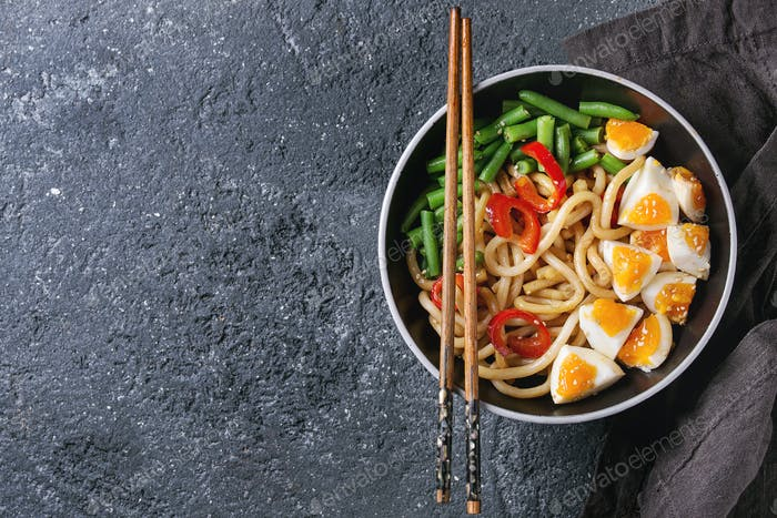 Thumbnail for Stir fry udon noodles