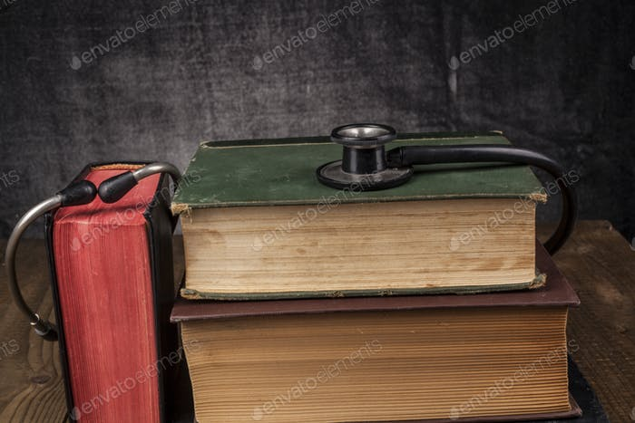 Medicine Learning Books