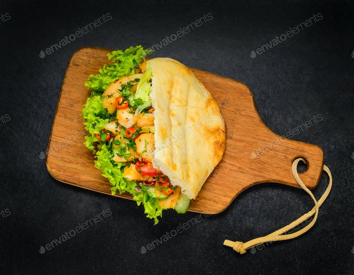 Kebab turco Doner