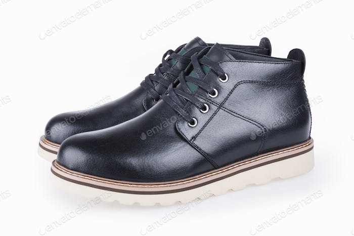 new men leisure for leather shoes