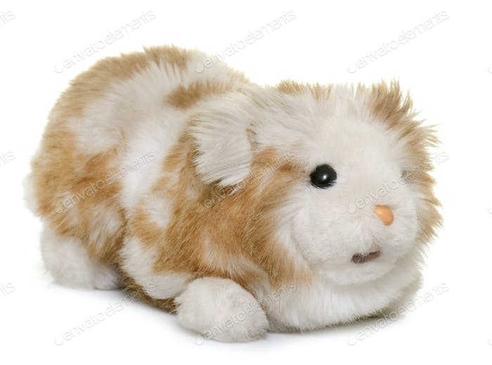 cugdly toy guinea pig