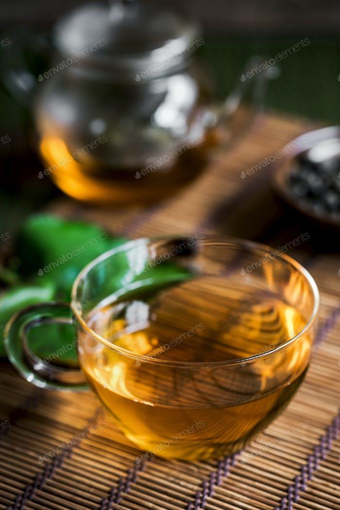Oolong Pearl Tea