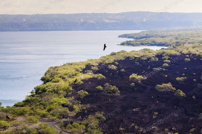 Parque Nacional Volcán Masaya en Nicaragua