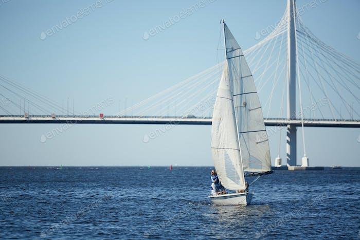 Sailing voyage