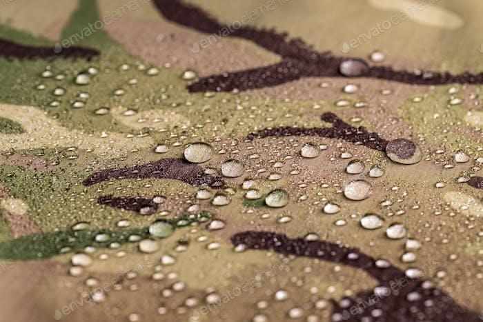 Waterproof textile fabric