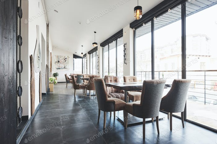 This is a special place for entertaining, beautiful brand new european restaurant in downtown