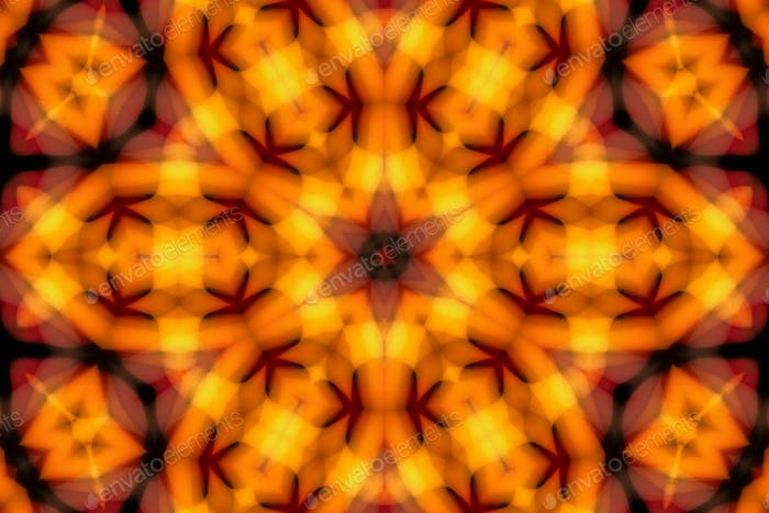 Bright abstract soft focus pattern