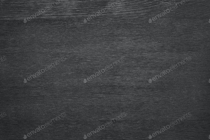 Black wooden texture. Background surface with copy space