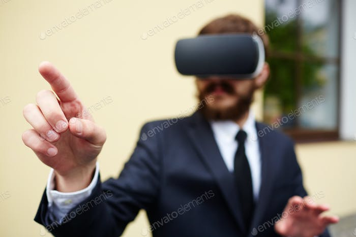 Virtuelles Gaming