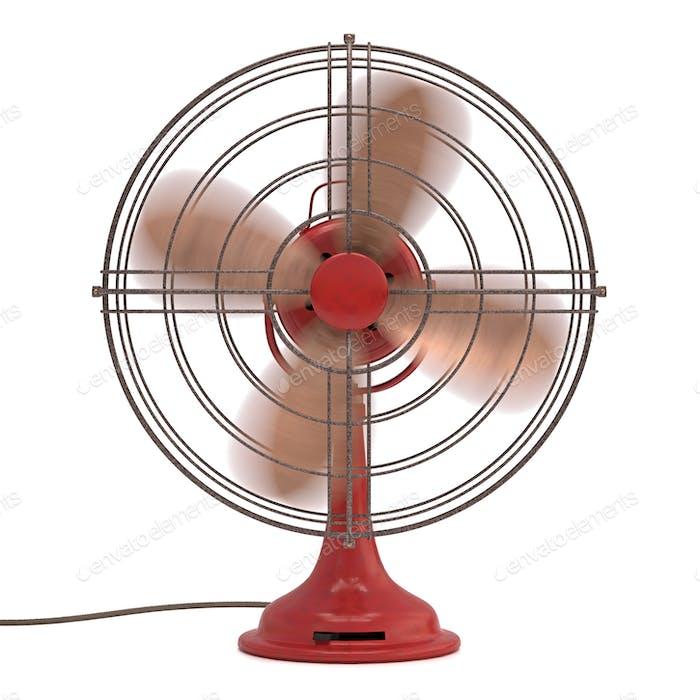 Alte Antike Fan