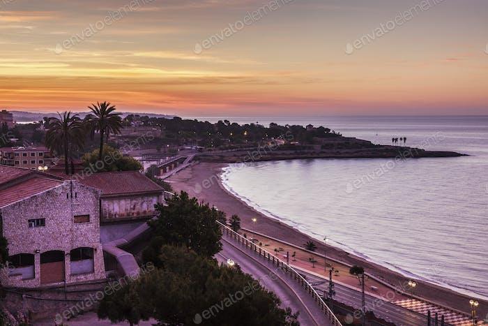 Architecture of Tarragona