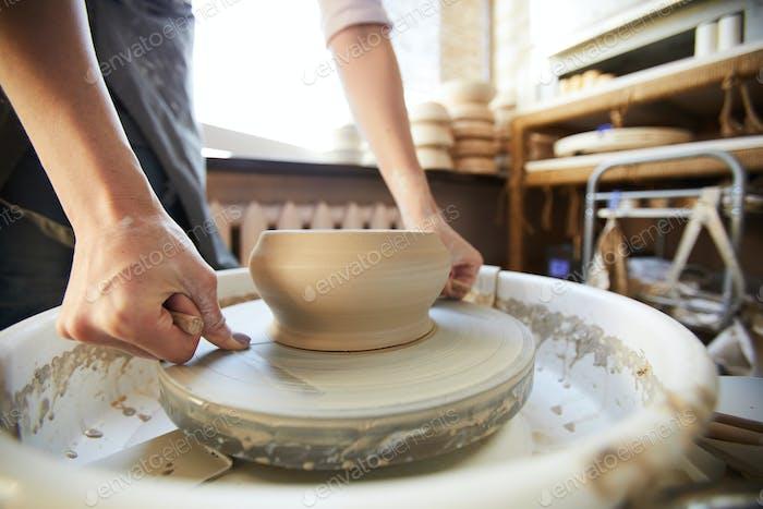 Handmade Clay Pot