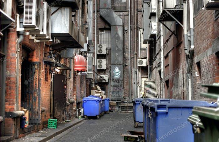 Alleyway de Melbourne