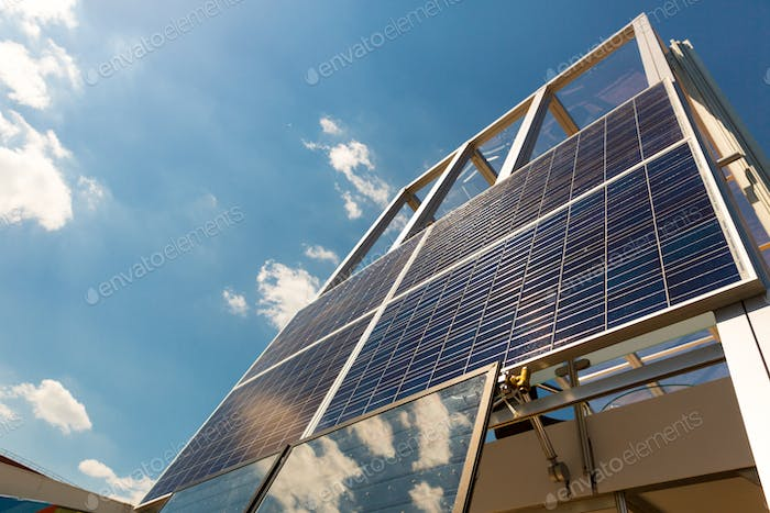 Solar panel, sun battery, alternative energy
