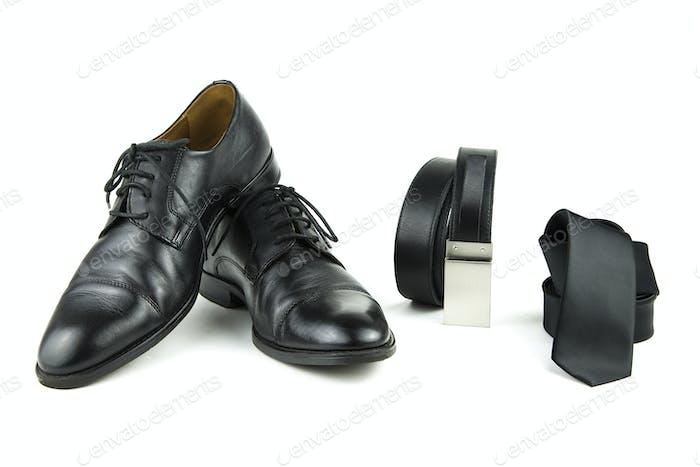 eleganz in schwarz