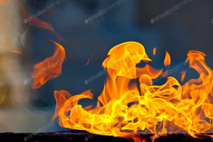 Feuer Flammen