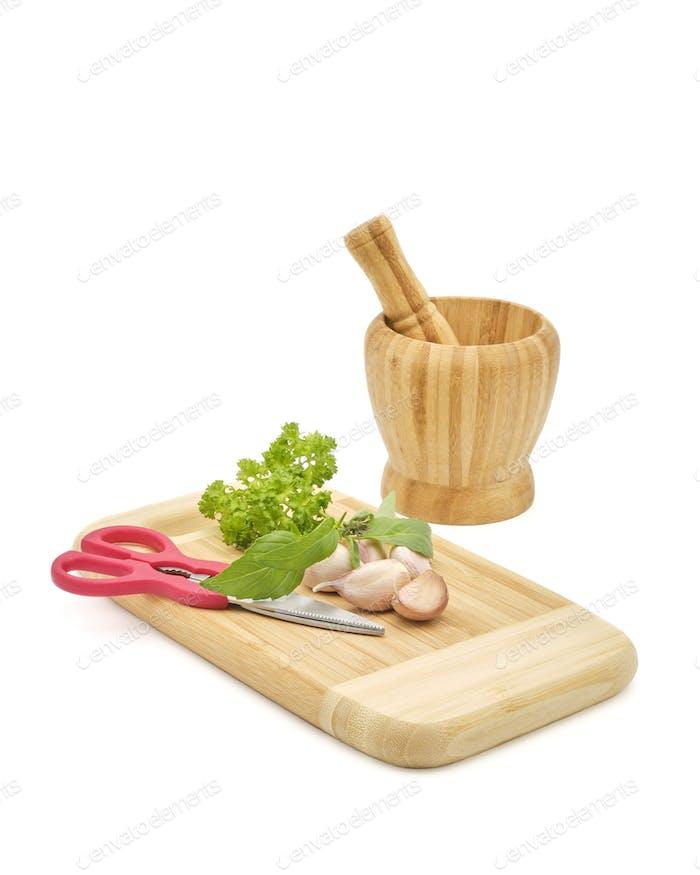 Zutaten für frische Lebensmittel