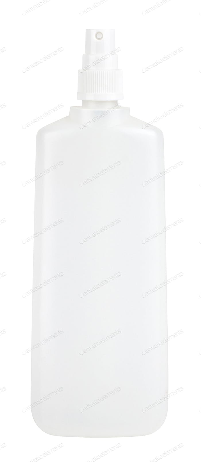 Blank White Tube