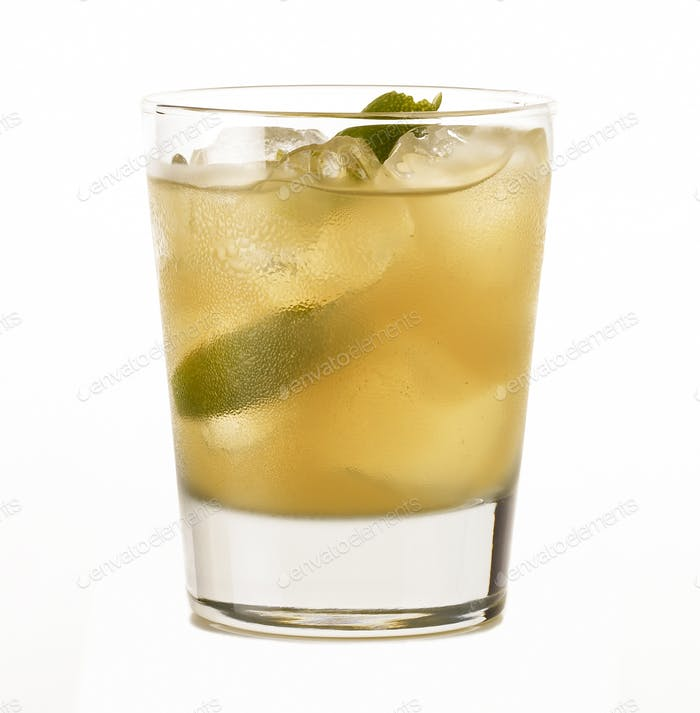 Cuban American cocktail
