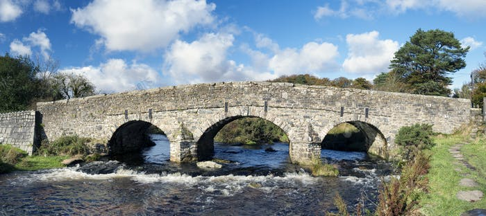 Old Bridge on Dartmoor