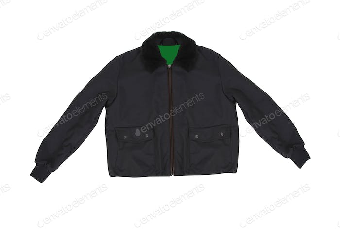 Jacket isolated