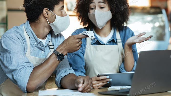 Financial problems in family small business during covid-19 pandemic