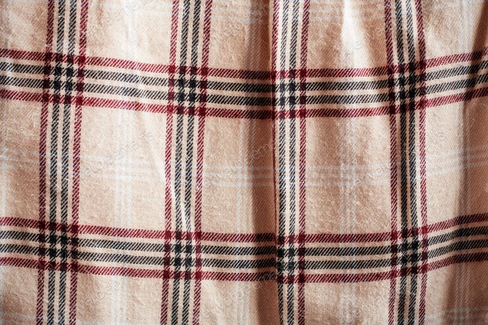 Beautifully patterned of shirt