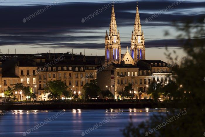 Saint-Louis des Chartrons Church in Bordeaux