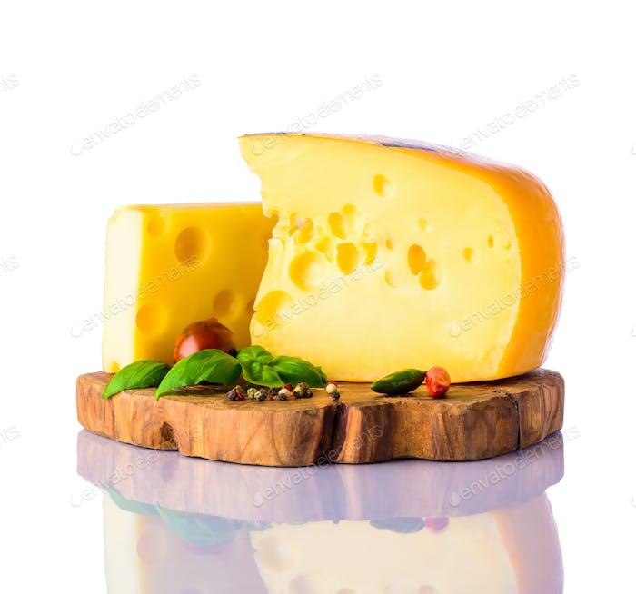 Swiss Emmental Cheese