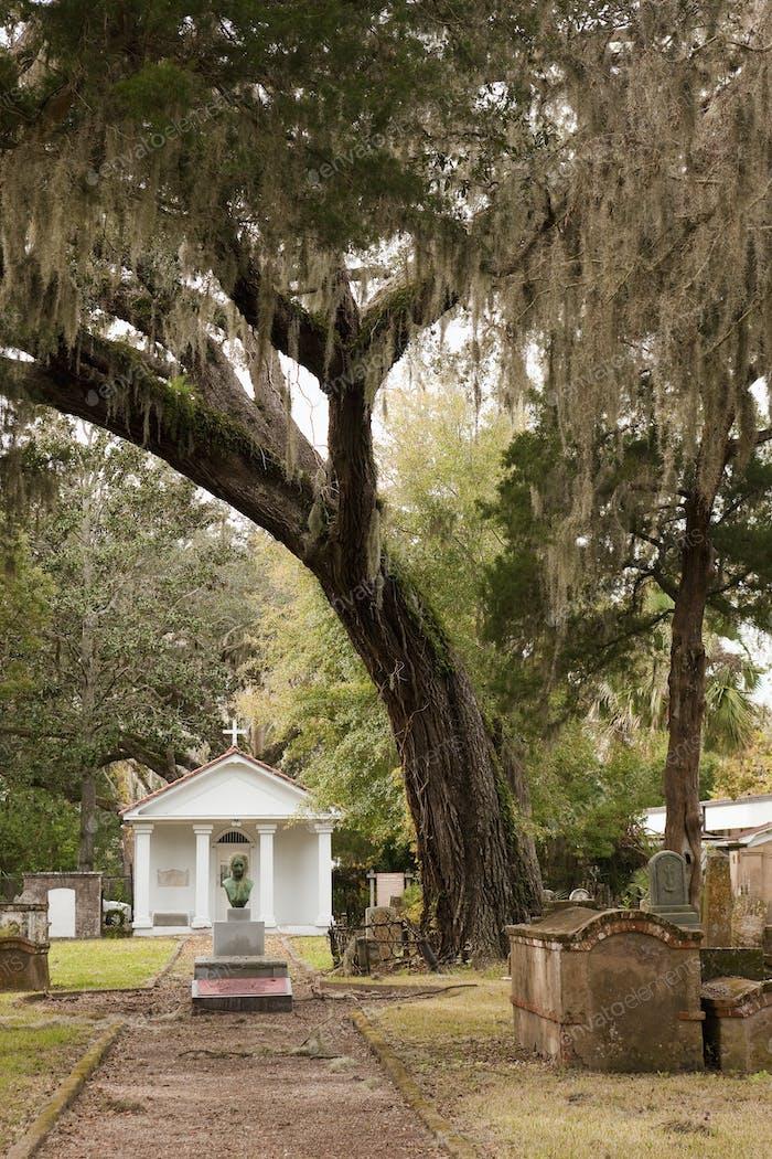 Tolomato Cemetery in St. Augustine
