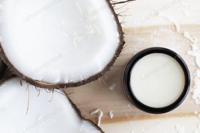 Kokosöl Produkt