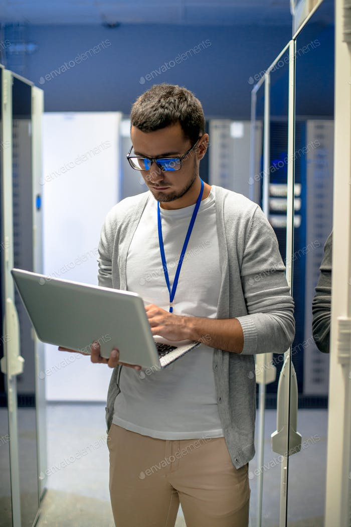 Engineer  Managing Supercomputer Network