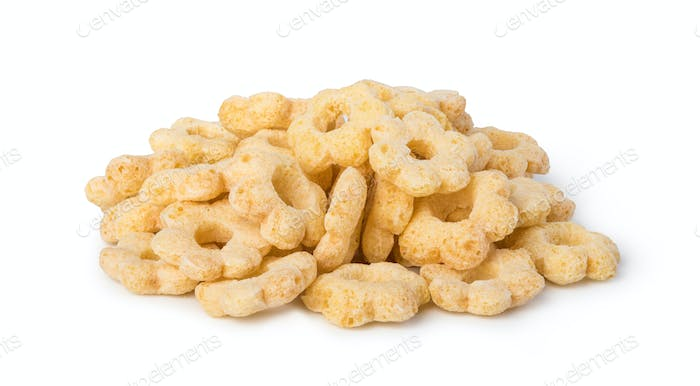 Oat Cereal rings
