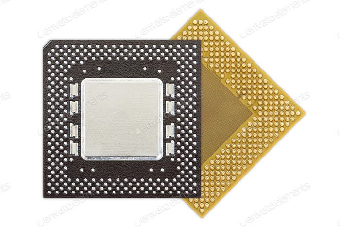 Central processing unit or Computer chip-9