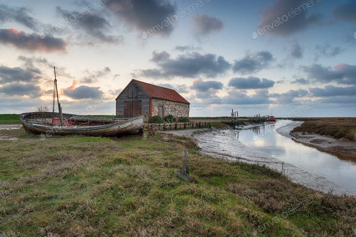 Thornham in Norfolk