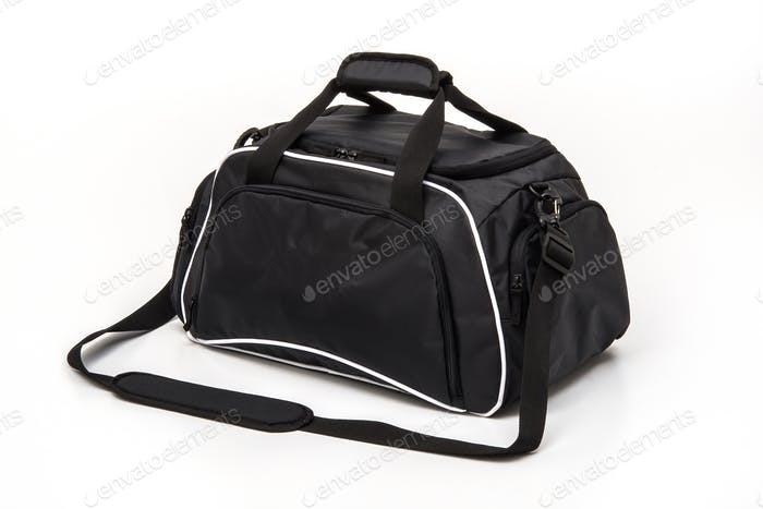 Golftasche für Reisen, Farbe schwarz