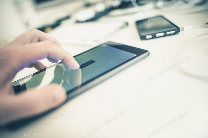 Mobile Devices in the Office