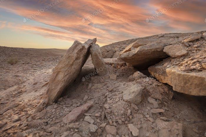 Desert rocks of Saudi Arabia