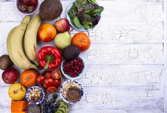 Gesundes Produkt für fruchtbare Ernährung
