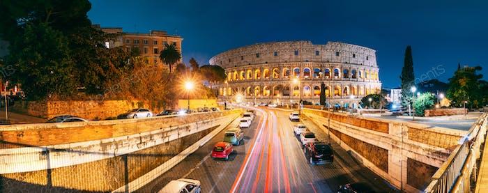 Rome, Italy. Colosseum