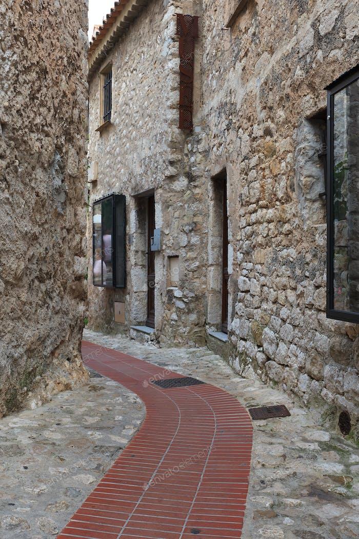 street of Eze
