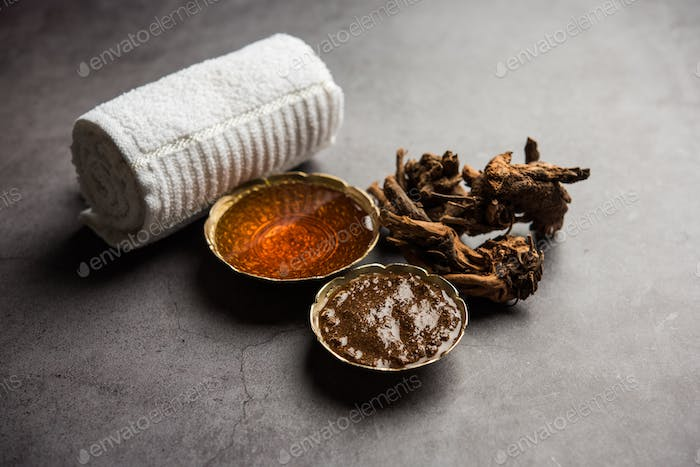 Ayurvedic Chitrak Face Mask