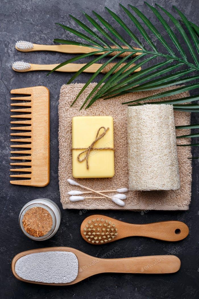 Natural zero waste items