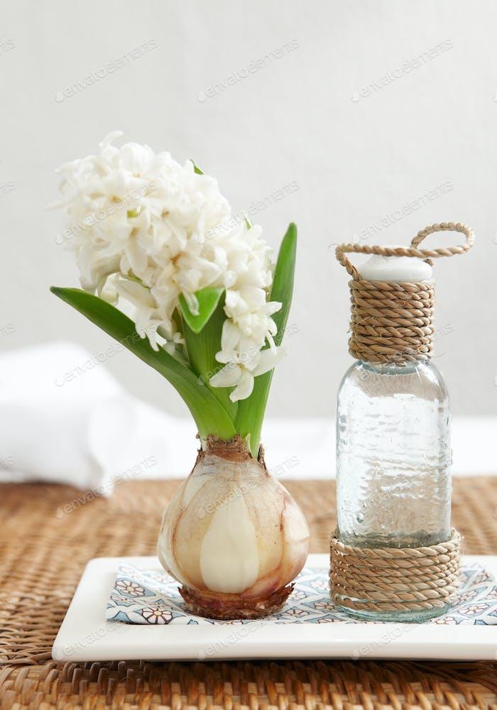 Интерьер стиль цветок