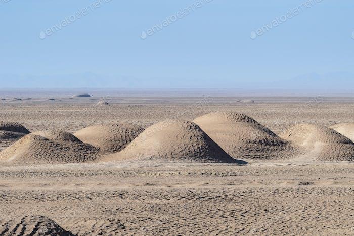 Winderosion Physiognomie Landschaft