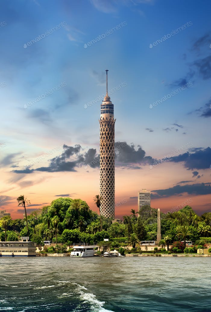 Tower in Cairo