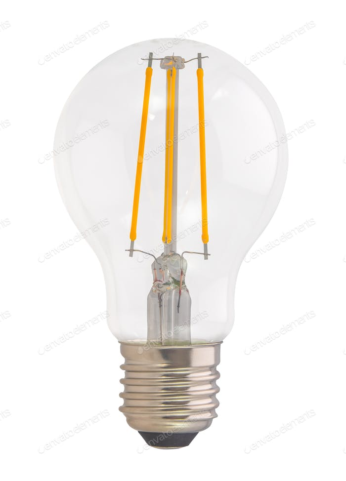 Filament Style Led Eco Lightbulb