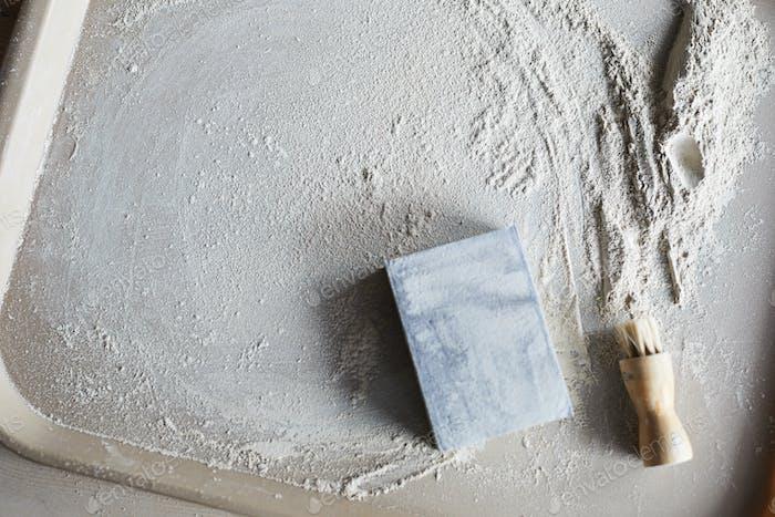 Clay Dust